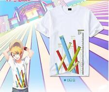 Anime UTA NO PRINCE SAMA.Maji Love 2000% T shirt.Kurusu Syo Cosplay.Costume