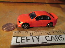 SCALE 1/64 RED 2002 LEXUS IS300 4 DOOR SEDAN - LOOSE! NO BOX!