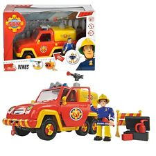 Fireman Sam - Vehicle Fire Engine Venus with Sound & Elvis