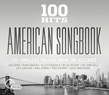 100 Hits American Songbook Various Artists, 100 Timeless Tracks on 5CD Digi Pack