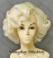 Marilyn Monroe Celebrity Custom Made LACE FRONT Wig_commission859