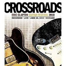 "ERIC CLAPTON ""CROSSROADS GUITAR ..."" 2 BLU RAY NEU"