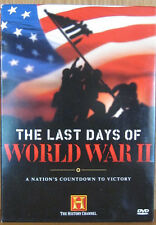 THE LAST DAYS OF WORLD WAR II: A NATION'S COUNTDOWN TO VICTORY, 2-VOL. BOXED SET
