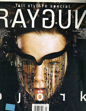 BJORK Raygun Magazine 9/97 #49 PRIMAL SCREAM