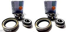 2x Premier bearings set cuscinetto ruota va MERCEDES 190 w201 d2.0 e2.0 d2.5 e2.6 EVO
