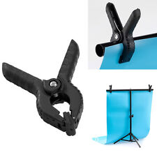 Photography Background Backdrop Clamp Clip Holder For Photo Studio Light Stand