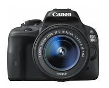 Canon EOS 100D Black Camera 18MP DSLR BODY ONLY (Kiss x7 Rebel SL1) NEW