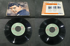 Disque 45 tours Sal Mineo - Now and for always / Too young - EP 462.120 ME