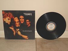 RARE JACKET 1980 IRS 1st PRESS THE CRAMPS SONGS THE LORD TAUGHT US LP VG+/VG+