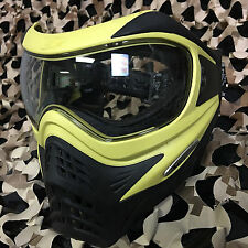 NEW V-Force Grill Anti-Fog Paintball Mask Goggle - SE Wasabi Green/Black
