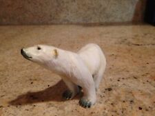 Papo Walking Polar Bear Wild Animal Figurine Toy