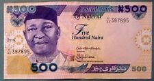 NIGERIA  500 NAIRA   NOTE FROM  2015, P 30