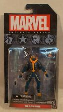 "Marvel Universe 3.75"" Infinite Series Deadpool (Blue-X-Men)  (Mint On Card)"