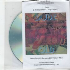 (GN325) Old, Dude - DJ CD