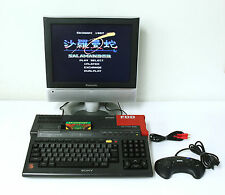 """Sony MSX 2 HB-F1XD Personal Computer Console """"Excellent +"""" Tested Properly!!!"""