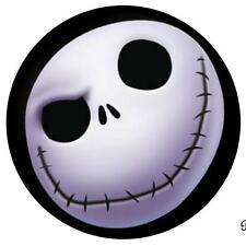 NIGHTMARE BEFORE CHRISTMAS (JACK) - FUN CAR TAX DISC HOLDER NEW  *REUSABLE* GIFT