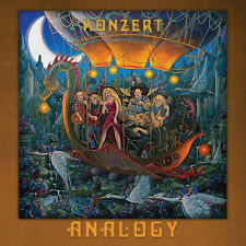 ANALOGY Konzert LP italian prog