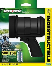 Rayovac Virtually Indestructible Submersible 500 Lumen 6AA LED Spotlight