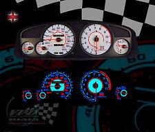 Actualización de Iluminación Velocímetro Dial Dash se ajusta Nissan Skyline R33 GTR Nismo V Spec