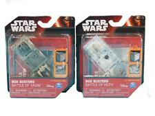 Star Wars 2 Box Busters Battle of Yavin & Hoth Spin Master 2015