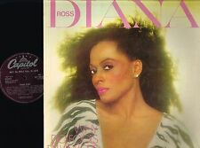 """DIANA ROSS Why Do Fools Fall In Love 12"""" LP Gatefold INSERT Capitol UK EST26733"""
