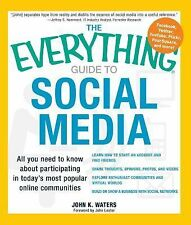 Everything Guide - Guide To Social Media (2011) - Used - Trade Paper (Paper
