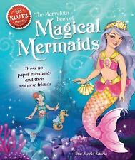 The Marvelous Book of Magical Mermaids by Eva Steele-Saccio (2014, Hardcover)