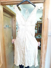 Champagne Cocktail Dress made by Warehouse design direct Size 10