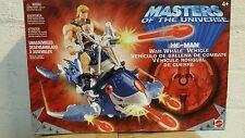 Masters of the Universe  - He-man War Whale Vehicle figure not included - New