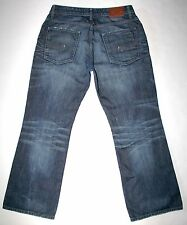 "Jack & Jones Men's Mooty Original Button Fly Boot Cut Jeans Actual: W32"" L29"""