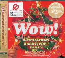 V.A. - Wow! Christmas Rock & Pop!! Party - Japan CD-NEW