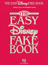 EASY DISNEY FAKE BOOK - 'C' EDITION FAKE BOOK