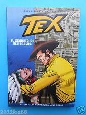 tex n. 37 collezione storica a colori il segreto di esmeralda fumetti repubblica
