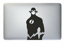 The Flash Barry Allen MacBook Pro/Air/Retina laptops black sticker
