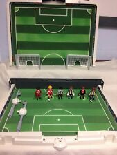 Playmobil Take Along Soccer Match Playset 4725 Excellent Condition!