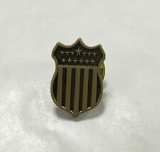 Original US PATRIOT PIN™ , Lapel Pin, Lucky Charm, USA