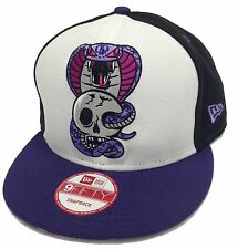 TOKIDOKI NEW ERA Snake Attack Cobra Skull Snapback 9FIFTY TKDK Hat Cap Original
