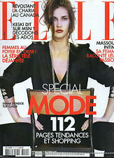ELLE n°3114 mode diana dondoe desperate housewives vincent elbaz souchon garbo
