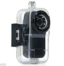 1080P Full Spy Mini Sports DV Recorder Action Waterproof Camera IR Night Vision