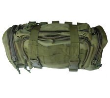 Rapid Response Trauma First Aid Pack Olive Drab MOLLE Pouch Elite 1st Aid FA143