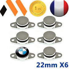 6x BOUCHONS CLAPET/VOLET D'ADMISSION  22 MM BMW SWIRL FLAP 330D 330CD 320D 530D