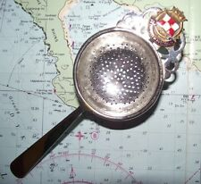 SS Empress of Australia Canadian Pacific Shipping Line Tea Strainer