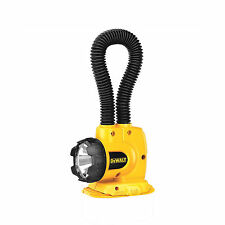 DEWALT DW919 DW919N 18V ANGLE FLEXI HEAD TORCH
