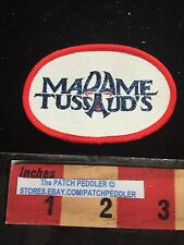 MADAME TUSSAUDS Wax Museum (NEW YORK TIMES SQUARE & Other Locations) PATCH 63FF