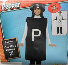 PEPPER SHAKER ADULT COSTUME One Size Foam Halloween Couples Rasta Imposta NEW