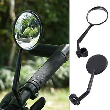 ROTATABLE CYCLING BIKE BICYCLE CYCLE HANDLEBAR REAR VIEW REARVIEW MIRROR SAFETY