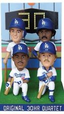 Steve Garvey Ron Cey Dusty Baker Reggie Smith Quartet Bobble Bobblehead SGA