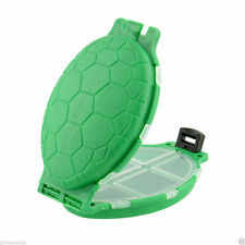 Fly Fishing Green Tool Box Tackle Lure Hooks Case Accessories Storage