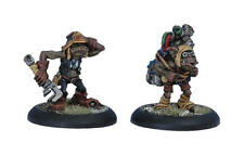 Warmachine BNIB-Cygnar Goblin bodgers (2)