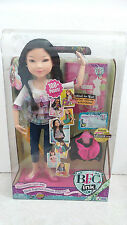 BFC INK BEST FRIEND CLUB 18 IN TALL LARGE DOLL YUKO, 100+ POSES! MGA